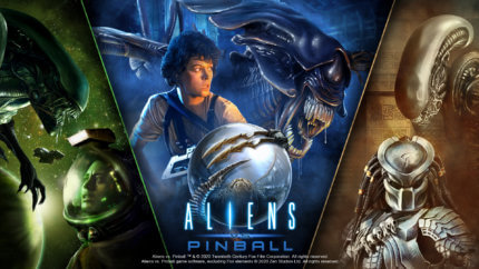 PFX3 Aliens vs. Pinball
