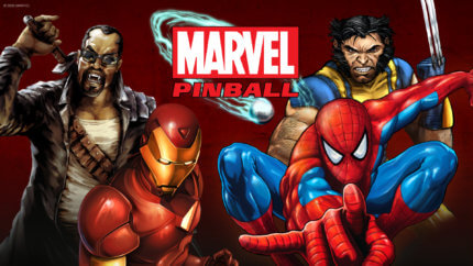 PFX3 Marvel Pinball Original Pack