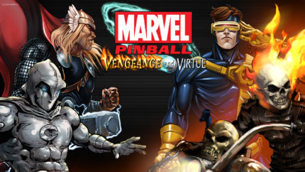 PFX3 Marvel Pinball Vengeance & Virtue