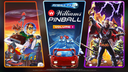 PFX3 Williams Pinball Volume 1