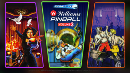 PFX3 Williams Pinball Volume 3